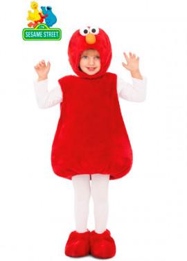 Disfraz Peluche de Elmo para niños y bebé