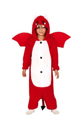 Disfraz Pijama de Demonio para niños