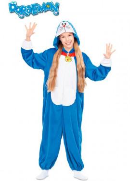 Disfraz Pijama de Doraemon para niños