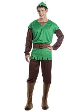 Disfraz Robín Hood para hombre
