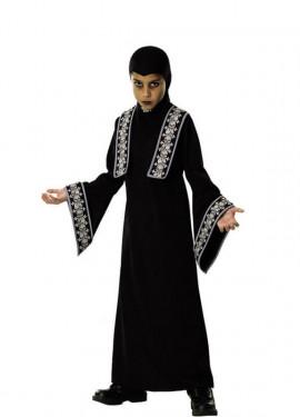 Disfraz Sacerdote Tenebroso para niño
