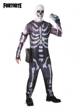 Disfraz Skull Trooper Fortnite para hombre
