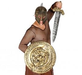 Escudo y Espada de Espartano