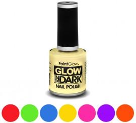 Esmalte de uñas Fluorescente en varios colores 10ml
