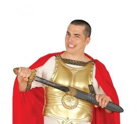 Espada con funda de Romano de 60 cm
