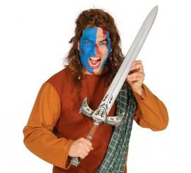 Espada de Guerrero Medieval de 92 cm