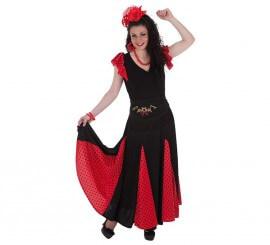Falda Flamenca o Rociera Marismas para mujer