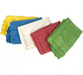 Flecos de Papel seda en varios colores 50 m