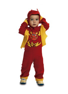 Disfraz Diablillo Rojo para bebé y niño
