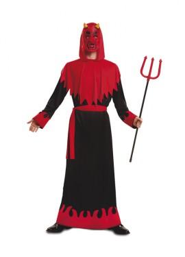 Disfraz Monstruo Demoníaco de Hombre de Halloween