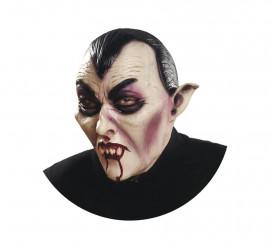 Máscara de Conde Drácula para Halloween