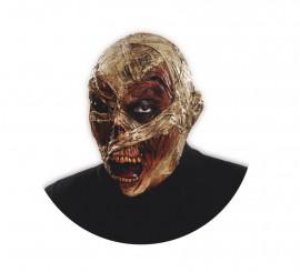 Máscara de Momia Tenebrosa para Halloween