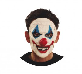 Masque de Clown Terrifiante Halloween