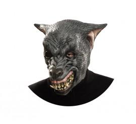 Máscara de Hombre Lobo para Halloween