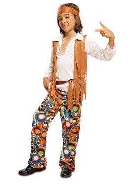 Déguisement Hippie pour enfants plusieurs tailles