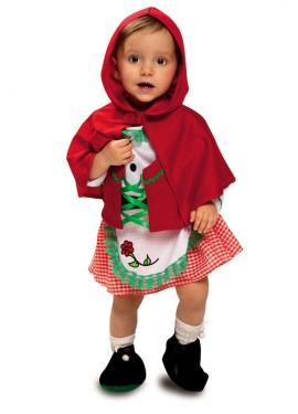 Disfraz de Caperucita Roja para Bebé de 7 a 12 Meses