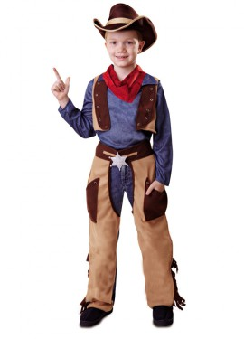 Disfraz de Cowboy o Vaquero para Niño