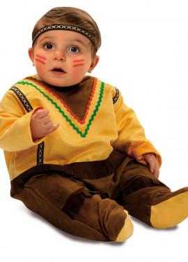 Disfraz de Indio para Bebés de 7 a 12 meses