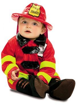 Disfraz de Bombero para Bebés
