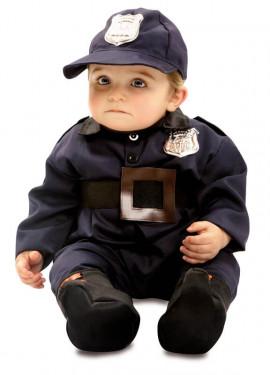 Disfraz de Policía para Bebés