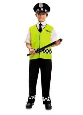 Disfraz de Policía Urbano para niños