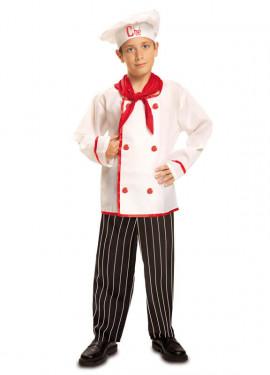 Disfraz de Cocinero Chef para Niño