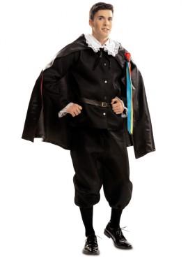 Disfraz de Tuno para Hombre