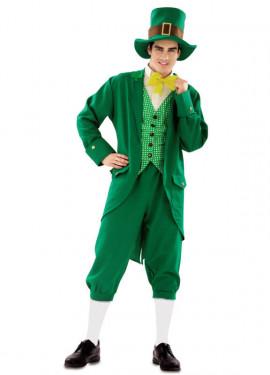 Disfraz de Irlandés para Hombre talla M-L