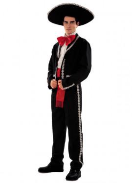Disfraz de Mexicano para Hombre talla M-L