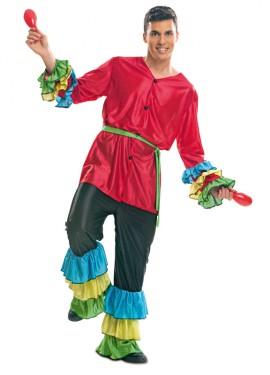 Déguisment de Danseur de Rumba pour homme taille M-L