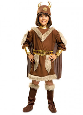 Déguisement de Viking pour fille plusieurs tailles