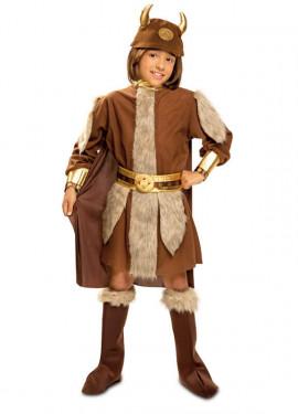 Déguisement de Viking pour garçon plusieurs tailles