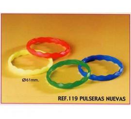 Bolsa de 25 uds. Pulseras para Carrozas y Piñatas