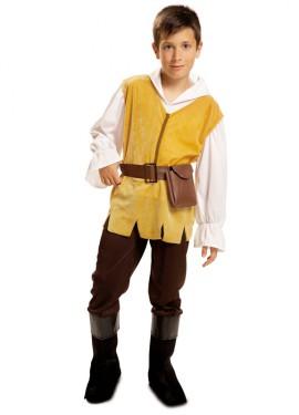 Déguisement Aubergiste Médiéval pour garçon plusieurs tailles