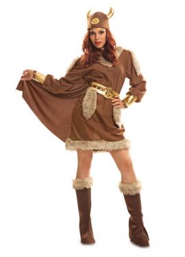 Déguisement de Viking pour femme plusieurs tailles