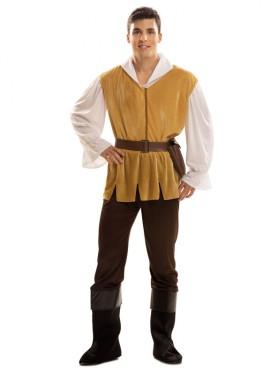 Disfraz de Mesonero Medieval para Hombre talla M-L