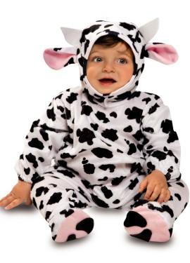 Déguisement de Petite Vache pour bébés de 7 à 12 mois
