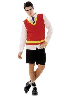 Disfraz de Pequeño Travieso para Hombre talla M-L