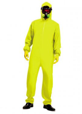 Disfraz de Cocinero Químico para Hombre talla M-L