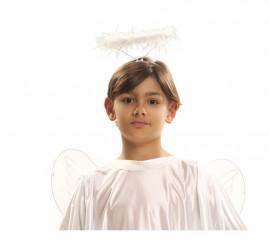 Corona o Halo de Ángel Blanco