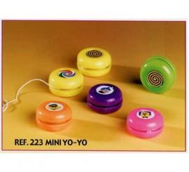 Bolsa de 24 uds. Mini Yo-Yos para Carrozas