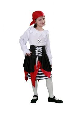 Déguisement Jeune Pirate pour enfants plusieurs tailles