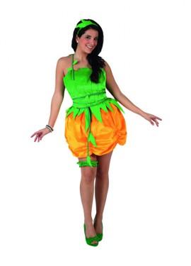 Disfraz de Calabaza para mujer talla M-L