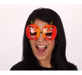 Gafas de Calabazas Siniestras para Halloween