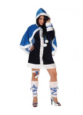 Disfraz de Esquimal para mujer talla M-L
