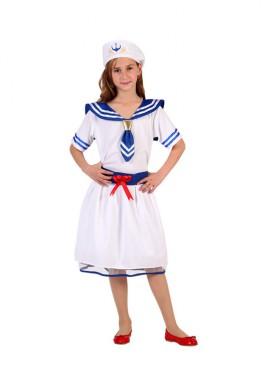 Disfraz de Marinera para niñas