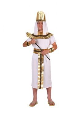 Disfraz de Faraón para niños