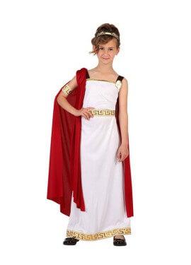 Disfraz de Romana para niñas