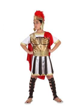 Disfraz de Guerrero Romano para niños