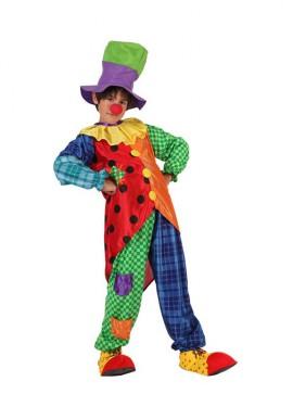 Disfraz de Payaso para niños